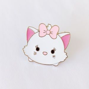 🎀 Disney Marie Trading Pin